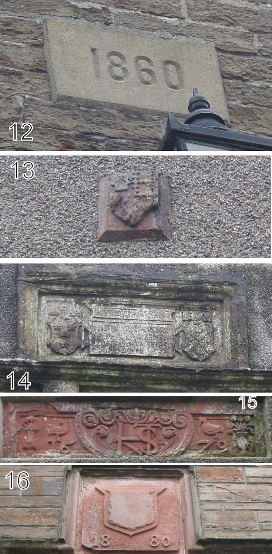 Kirkwall stonework 3/3