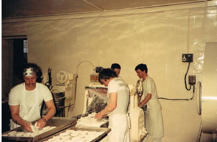 Gardens Bakers... early to mid 1980s