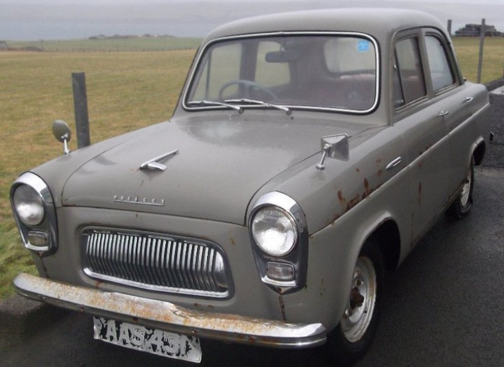 Ford Prefect AAS 431