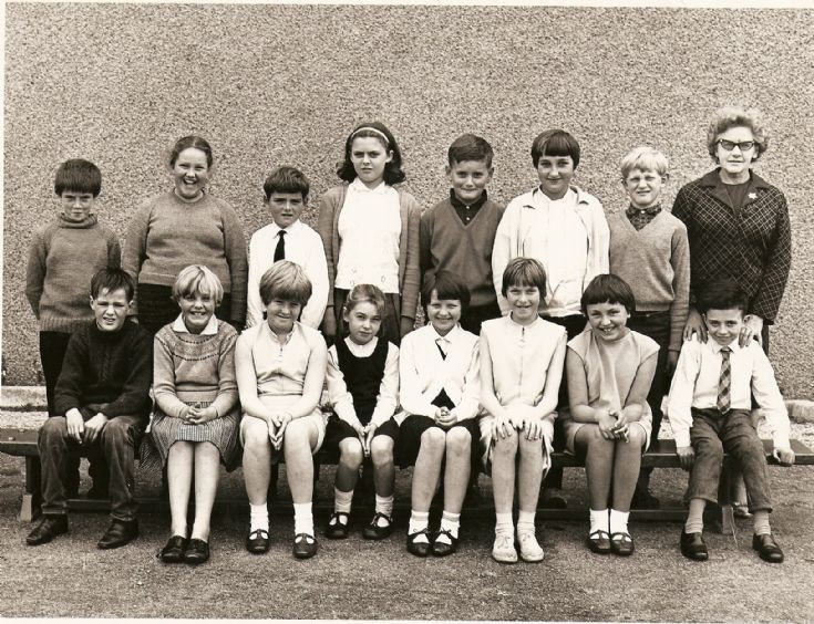 Stronsay School photo