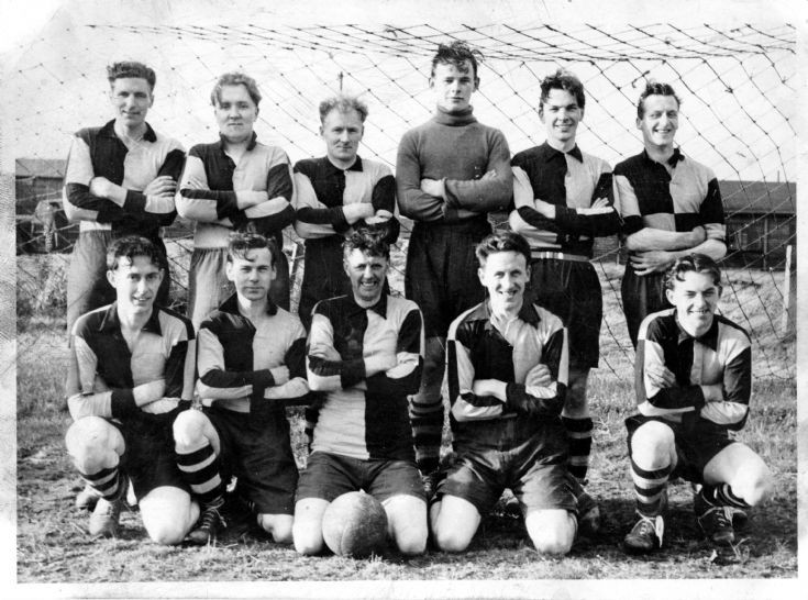1953 Longhope Football Team
