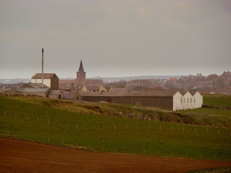 The 'Spirit(s) of Orkney'