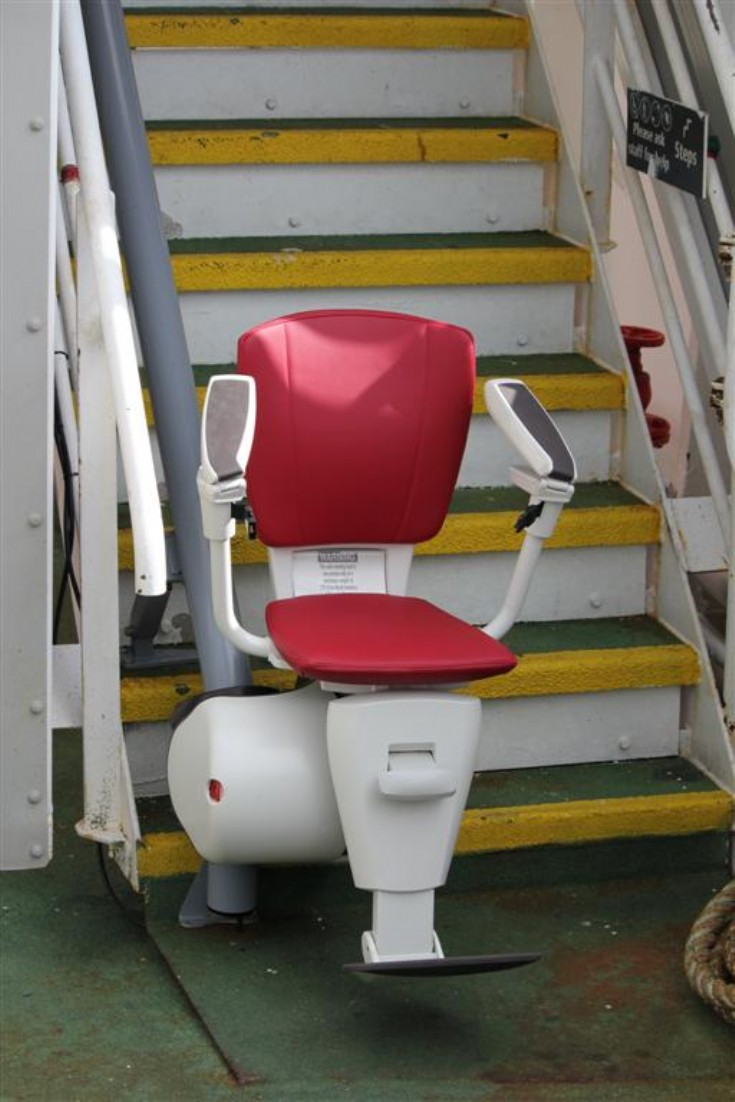 Ferry stairlift