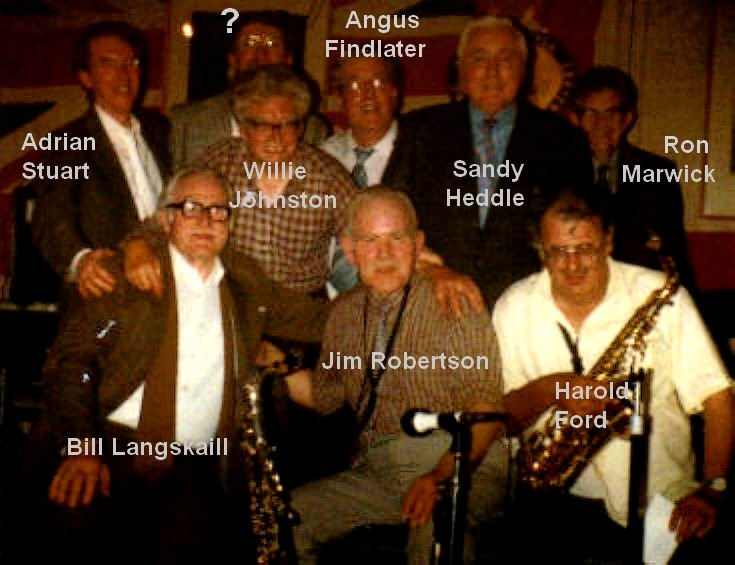 Jim Robertson & friends 1987