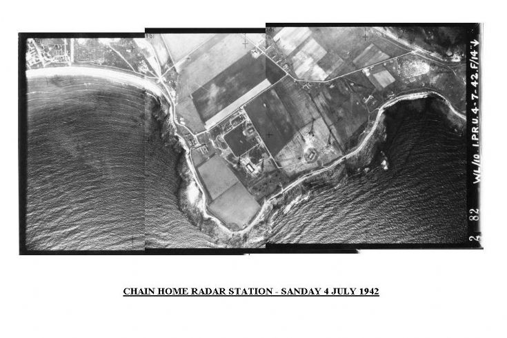 Radar station on Sanday 1942