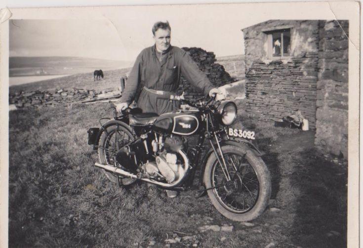 David Brass Gillespie at Brims View