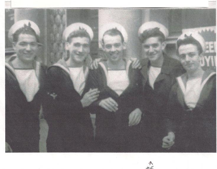 Eric Lawton in 1943