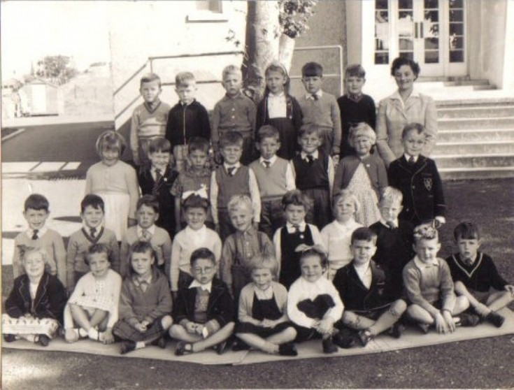 Papdale Primary School 1960