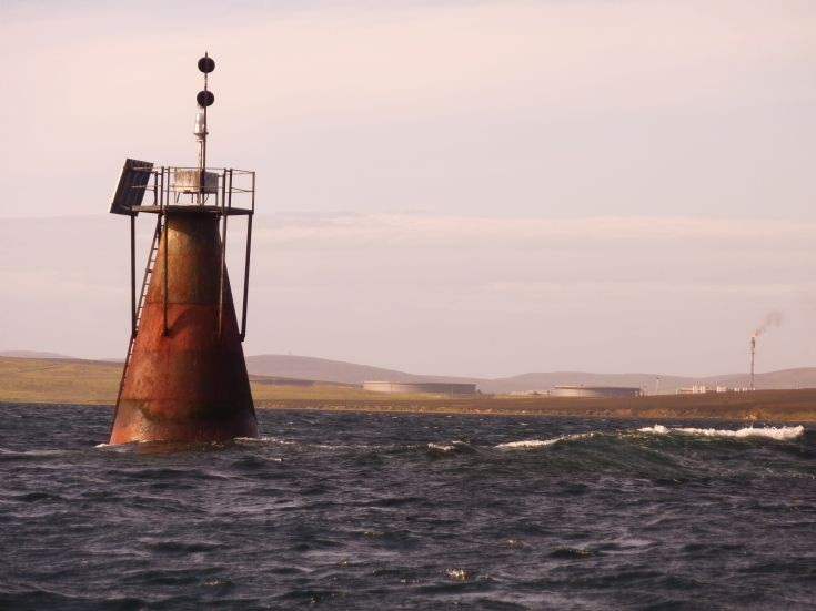 Nevi Skerry Beacon