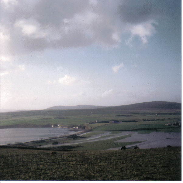 Flooding at Scapa