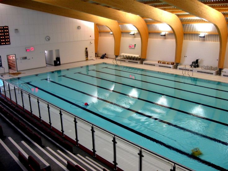 orkney image library the new kirkwall swimming pool