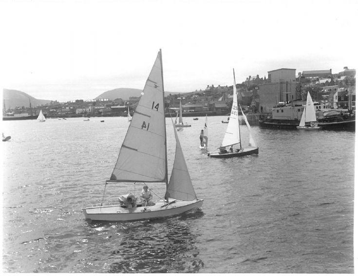 Old Snipe in Stromness harbour