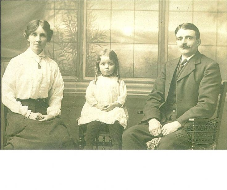 Lamb family c. 1918