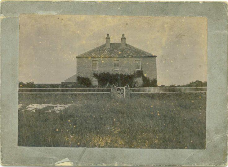 West Manse, Lady Parish, Sanday