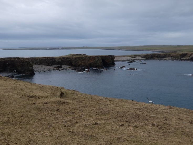 Hell's Mouth, Lamb Head, Stronsay