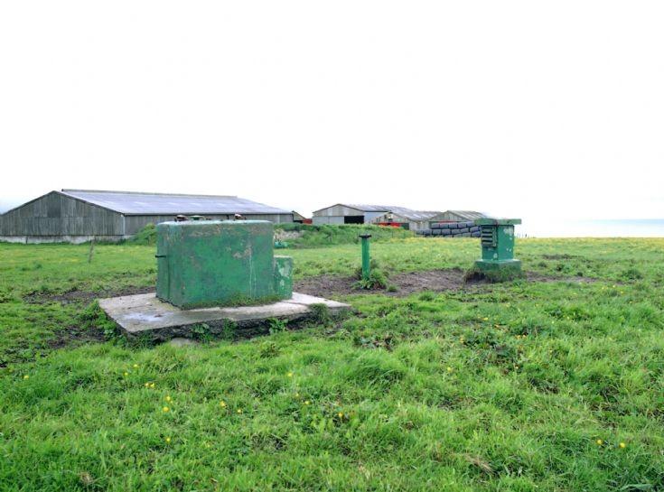 Stromness Royal Observer Corps bunker
