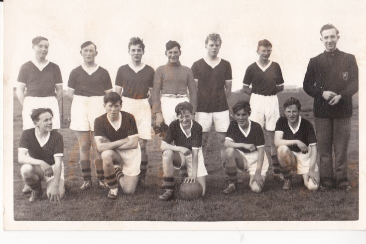 Stromness Junior Football Team c 1961