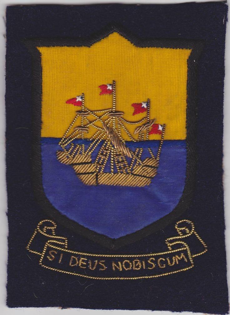 Kirkwall Grammar School Blazer Badge