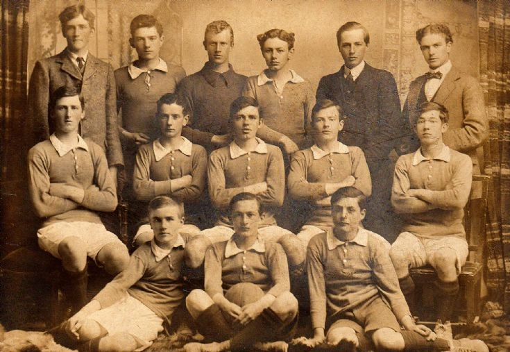 KGS football team