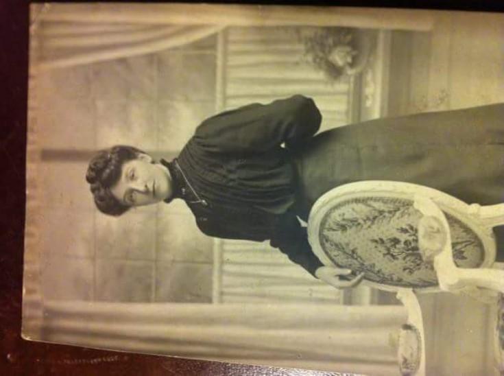 Annie Shearer Grayson, Stronsay