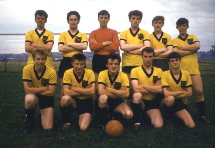 Kirkwall Viking Youth Club early 1960s?