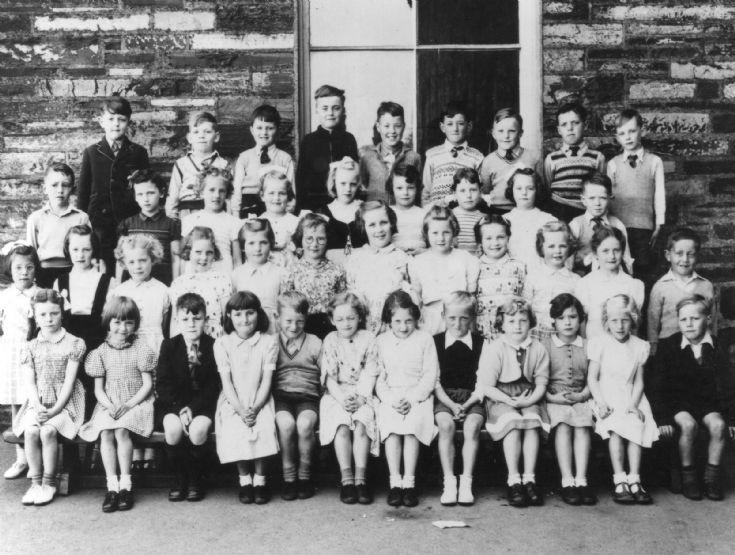 KGS Primary 3 - 1954