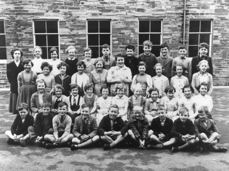 KGS Primary 4 - 1955
