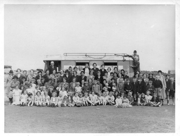 Harray School picnic