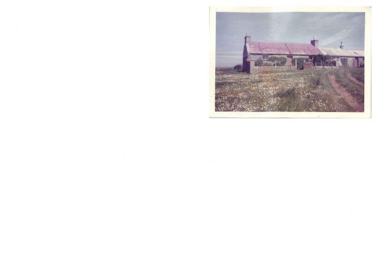 Mystery house or croft