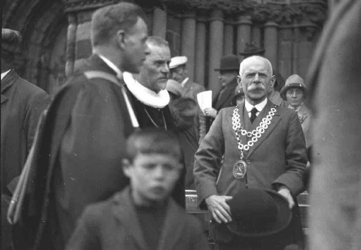 Visit of Norse Association of Bergen 1/5
