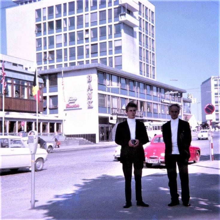 Garsons in Stavanger 1964