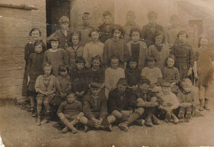 Kirbister School, Orphir, 1926