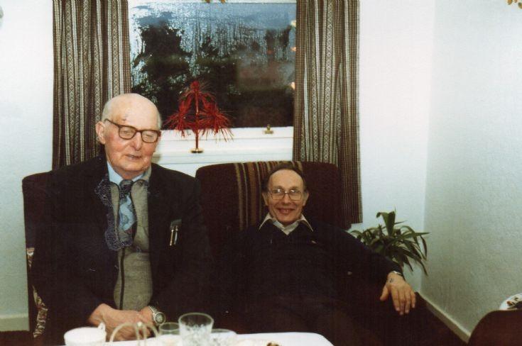 Hugh and Andrew Simpson, Hoy