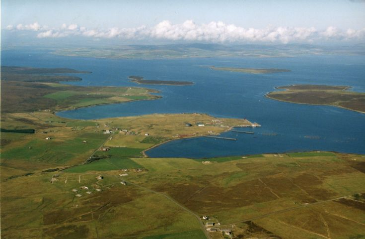 Lyness from the air