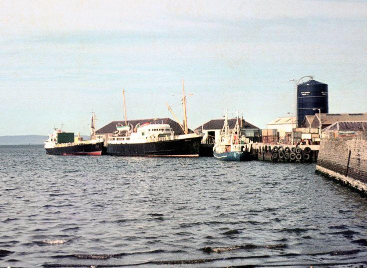 Islander and Orcadia