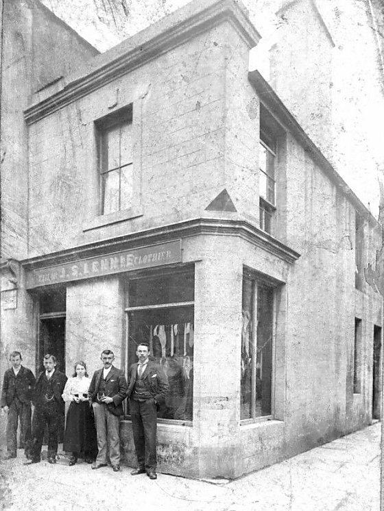 Lennie's Shop Kirkwall