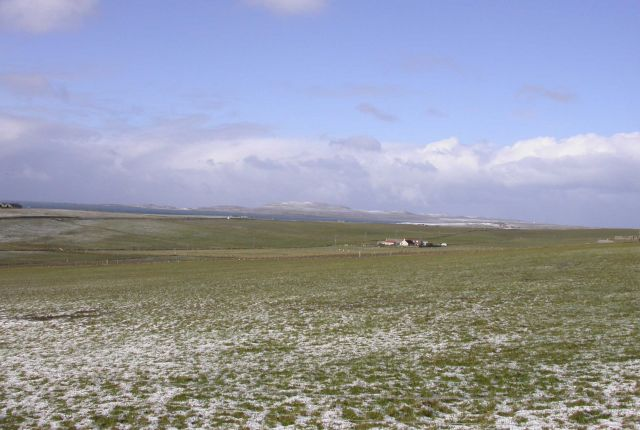 February 2005, Looking NW from Rapness, Westray