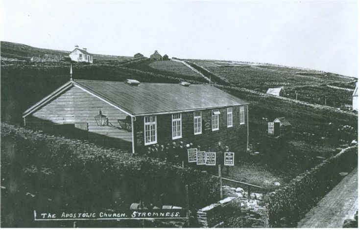 Apostolic Church, Stromness
