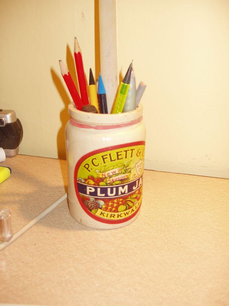 PC Flett's Plum Jam