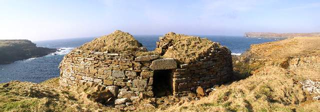 Broch of Borwick today