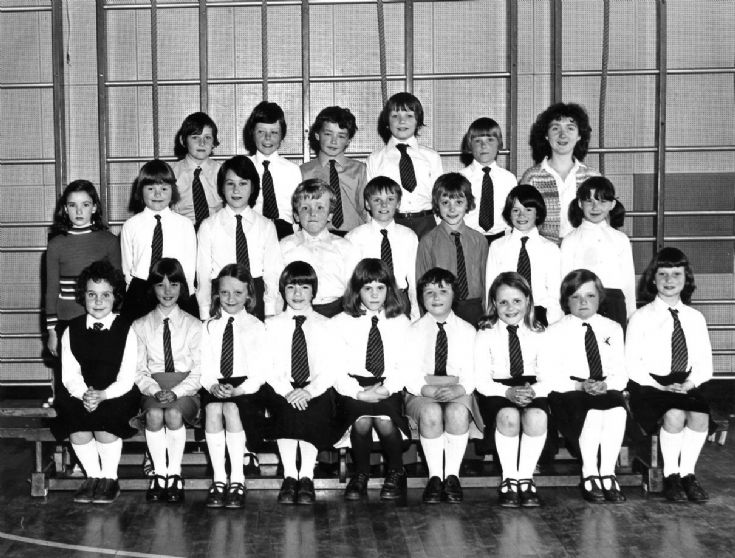 Papdale Primary P5