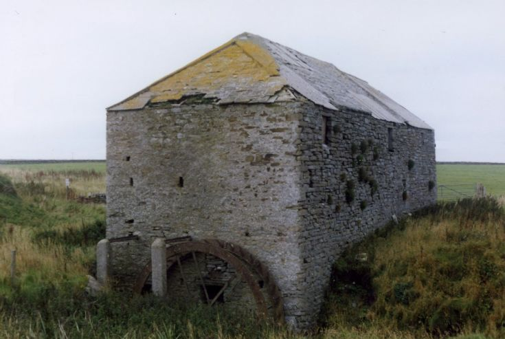 The Old Mill in Westray
