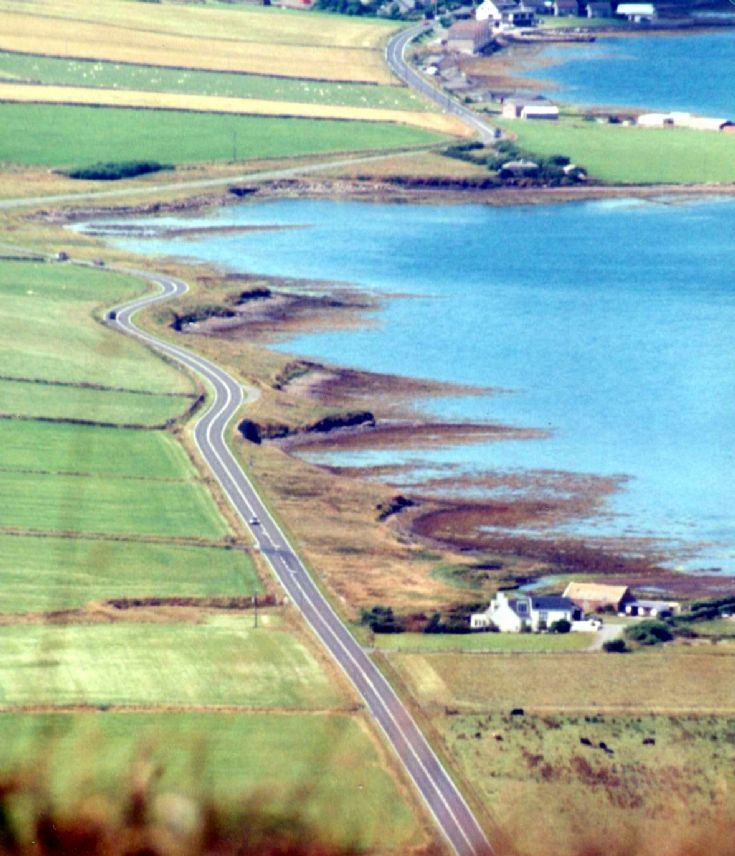 The Road to Finstown