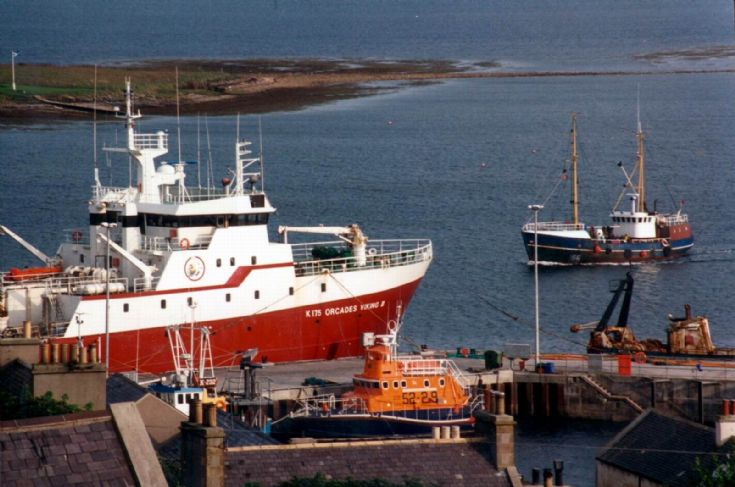 Orcades Viking II Stromness