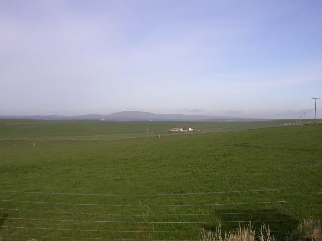 April 2005, Looking NW from Rapness, Westray