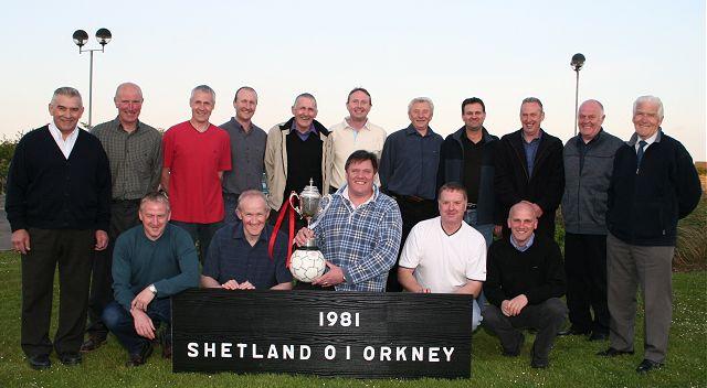 1981 Milne Cup winners reunion