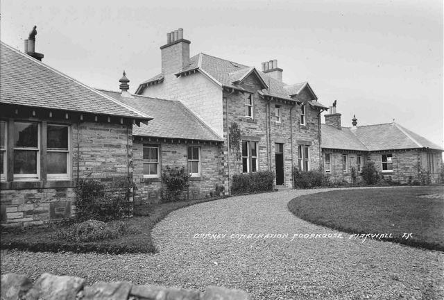 Orkney Combination Poorhouse, Kirkwall