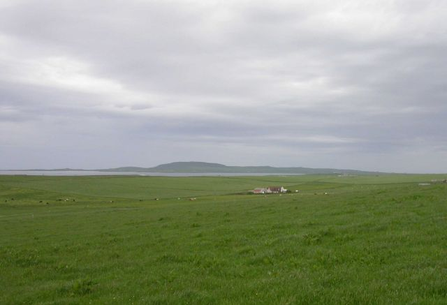 June 2005, Looking NW from Rapness, Westray