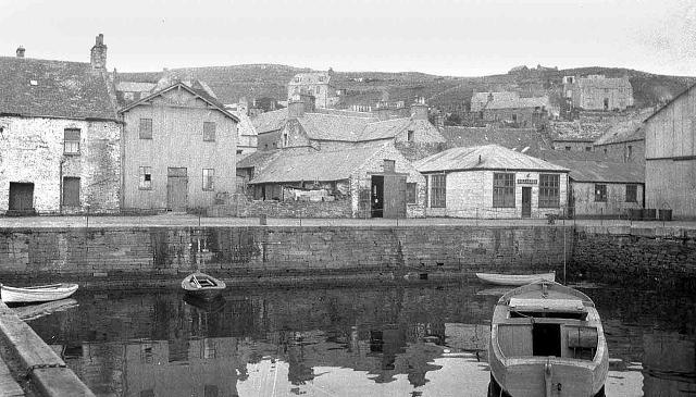 Stromness harbour 3/4